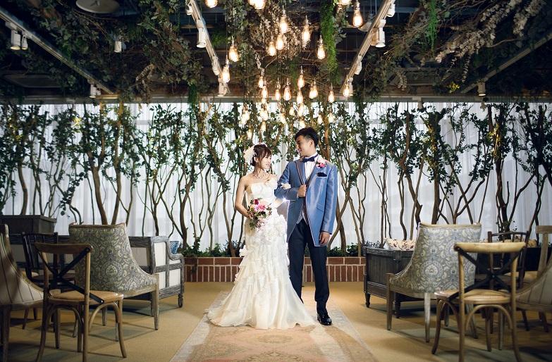 半田レストランでの結婚式