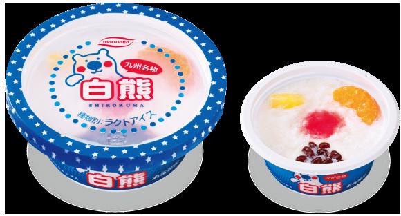 白くまアイス