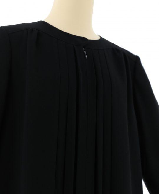 レディース喪服・ブラックフォーマルNo.21|ジャケット+ワンピース[13号サイズ]