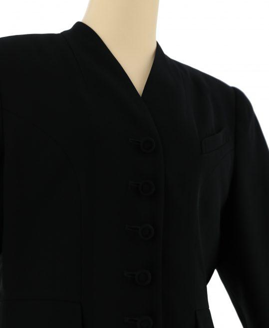 レディース喪服・ブラックフォーマルNo.30|ジャケット+スカート[13号サイズ]