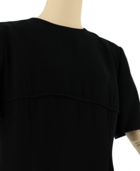 レディース喪服・ブラックフォーマルNo.36|ジャケット+ワンピース[13号サイズ]