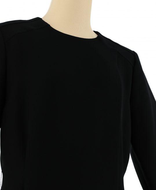 レディース喪服・ブラックフォーマルNo.39 ジャケット+ワンピース[11号サイズ]