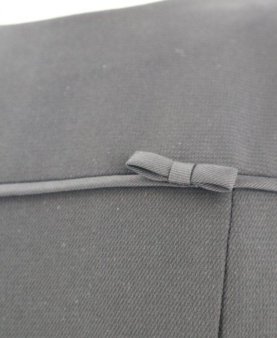 レディース喪服・ブラックフォーマルNo.42|ジャケット+ワンピース[7号サイズ]
